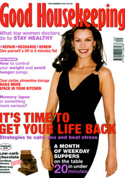good housekeeping front cover