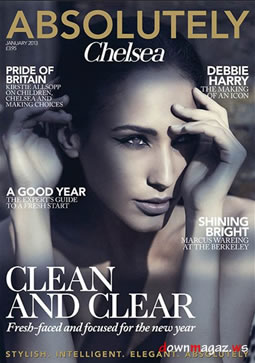 Absolutely Chelsea Magazine